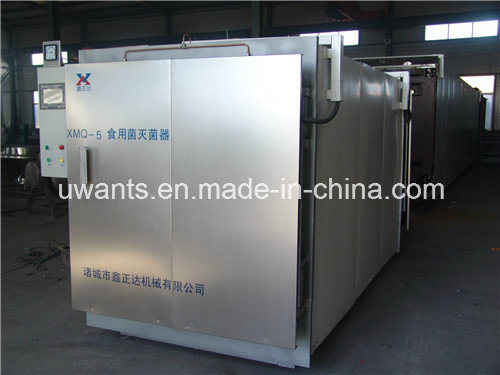 Steam Heating Mushroom Sterilizer with High Quality pictures & photos