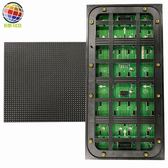 Outdoor SMD Full Color P4 LED Display Screen Module