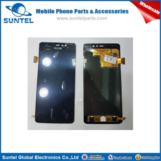 New Arrival Phone Repair Parts for Tecno Phantom Z Mini LCD Display with  Touch Replacement
