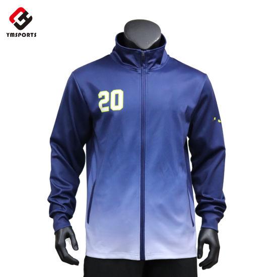 Wholesale Man Custom Fitted Sportswear Plain Gym Waterproof Tracksuit