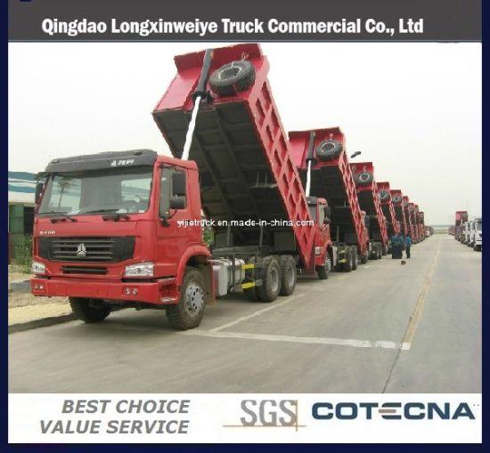Sinotruk 6X4 HOWO Dump Truck 18cbm