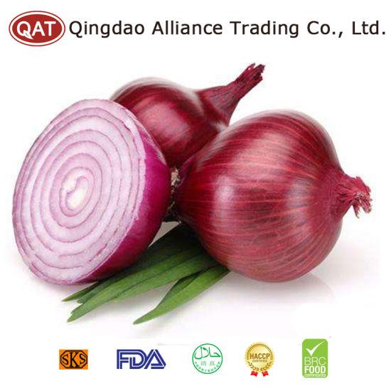 2019 Fresh Peeled Purple Onion