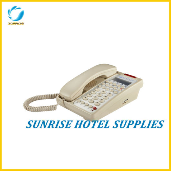 Hotel Cordless Phone with Hands-Free Function pictures & photos