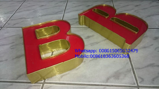 china 3d advertising metal led sign logo cnc channel letter machine