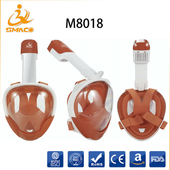 Full Dry Silicone Dive Mask Top 10 Best Sellers Seaview 180 Degree Free Breath Scuba Equipment New pictures & photos