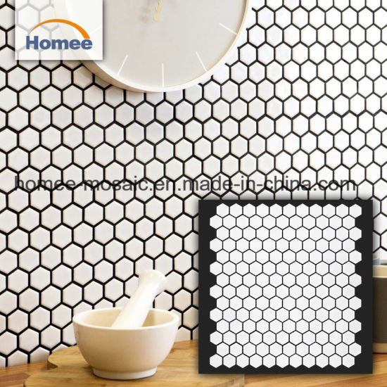 Whole Price White Mosaic Tile