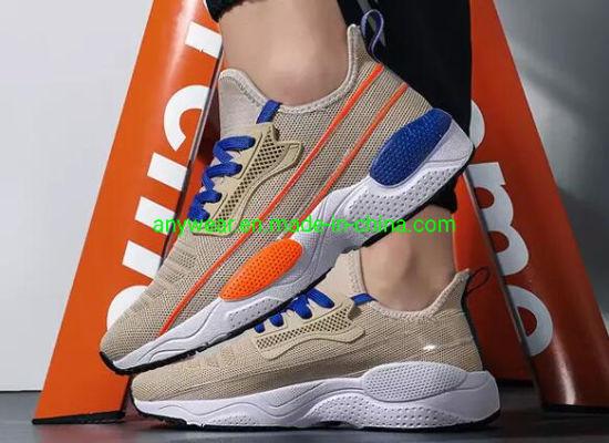China New Design Men Sports Running