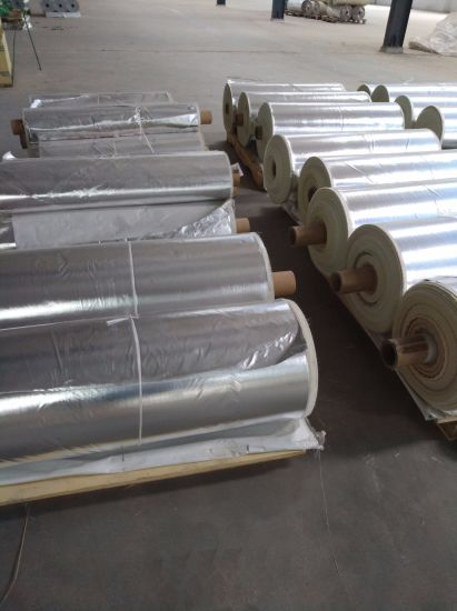 Laminate 2017 New Aluminum Foil Coated Fiberglass Fabric