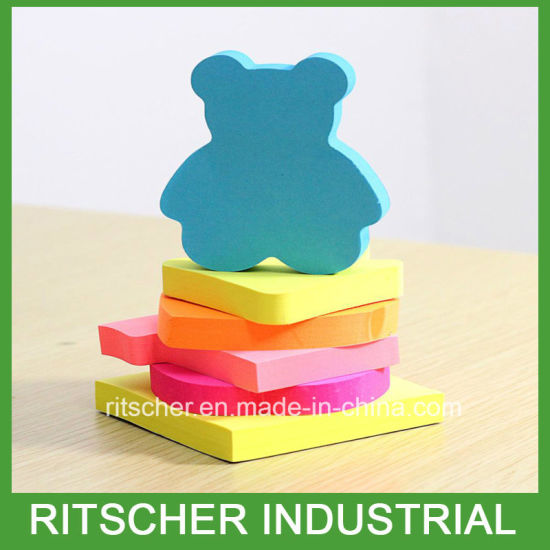Post It Sticky Note Color Paper Memo Cube Pad Filler