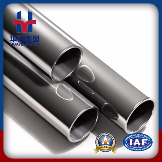 Stainless Steel Pipes and Tubes 2800mm to 6100mm 600 Polished Finish pictures & photos