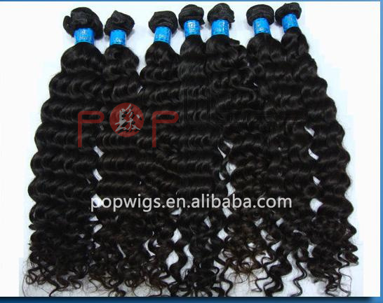 China Highlight Muti-Color Long Women Hair Extension (PPG-l-0130) pictures & photos