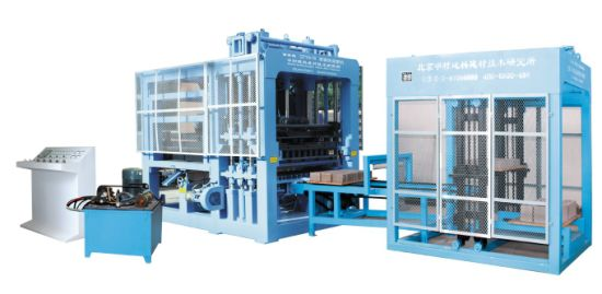 Concrete Brick Making Machinery (QTY9-18) pictures & photos