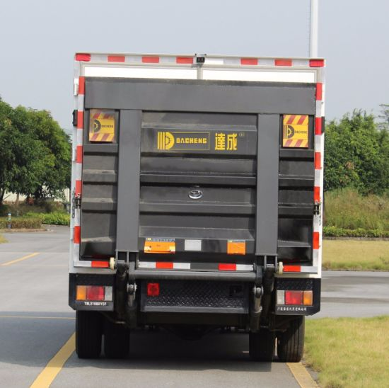 New Truck / Armored Cars / Bulletproof Cash-in-Transit Truck / Made in China (TBL5100XYCF5) pictures & photos