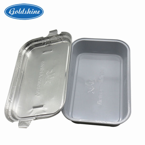 Aluminum Foil Container for Airline pictures & photos