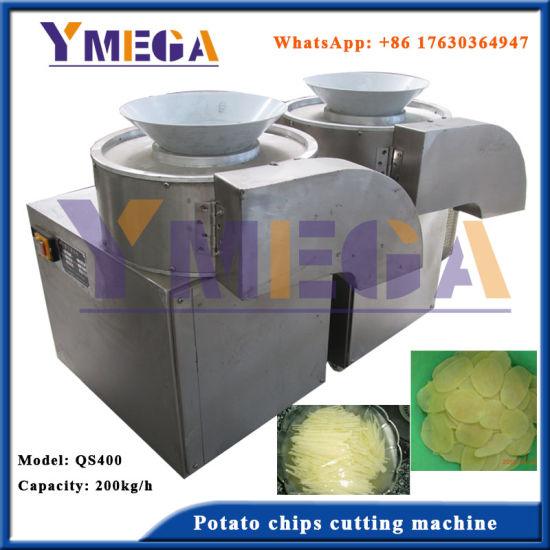 Good Performance Complete Full Automatic Processing Potato Chips Production Line pictures & photos