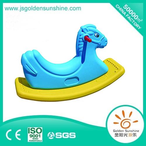 Children's Plastic Rocking Horse Shaking Horse for Fun