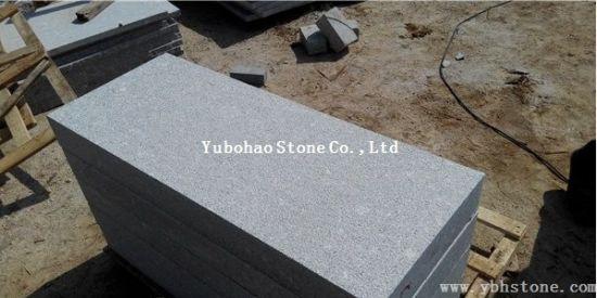 G375 Pearl Grey Granite Tiles/Slabs/Pavers/Kerbstone/Quoins/Cills Building Stone