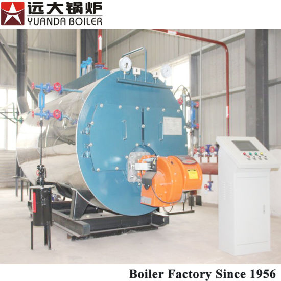 China Good Quality of Gas Oil Fired Boiler Hot Water Boiler - China ...