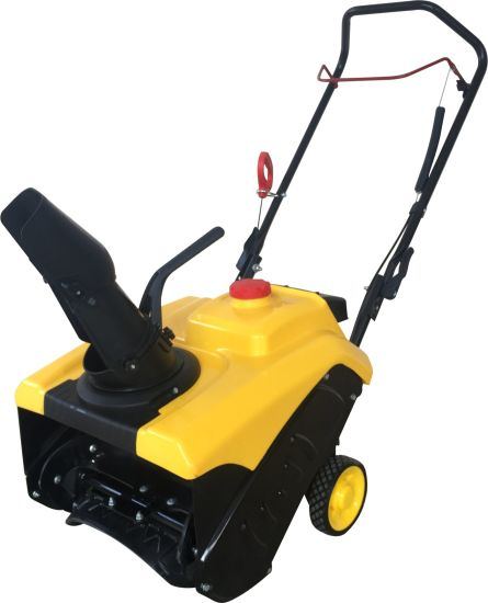 Professional Single Stage Snow Blower pictures & photos
