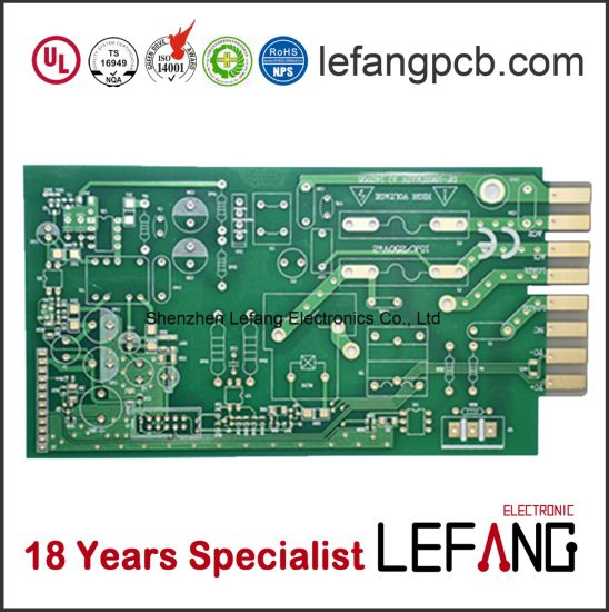 china 1 6mm green solder printed circuit board pcb for communication rh lefangpcb en made in china com Solder Circuit Boards at Home Printed Circuit Board PCB Cleaning Machine