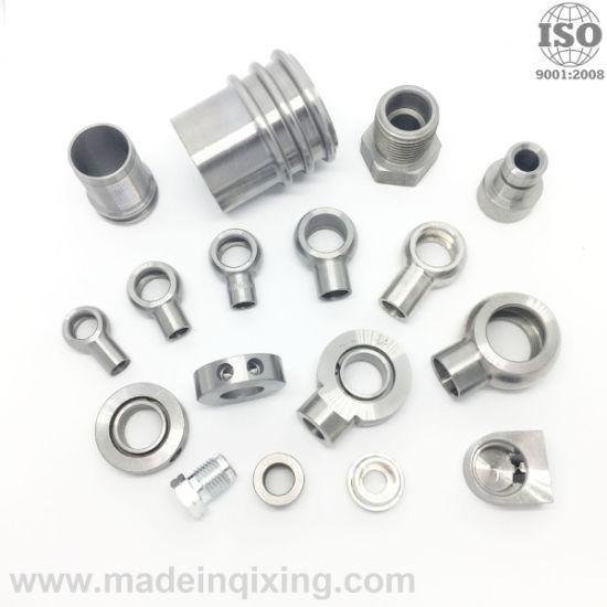 Precision Machining Car CNC Auto Spare Parts