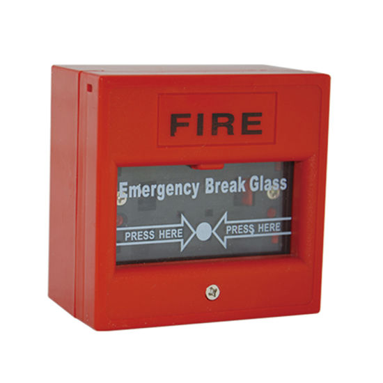 Break Glass Manual Fire Alarm Call Point pictures & photos