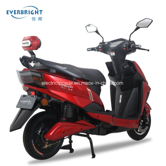High Power Two Wheel Electric Mobility Motor Scooter with EEC pictures & photos