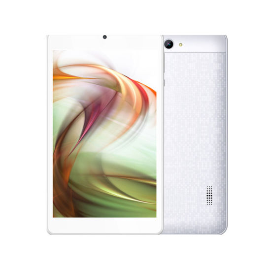 Mtk8321 Tablet with 7 Inch IPS Screen 3G SIM Card Slot Quad Core Android 7.0 OS
