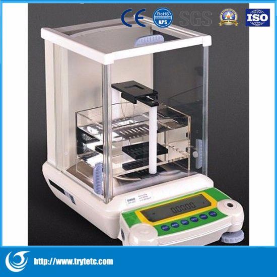 High-Precision Digital Electronic Solids Gravimeter/Laboratory Instrument