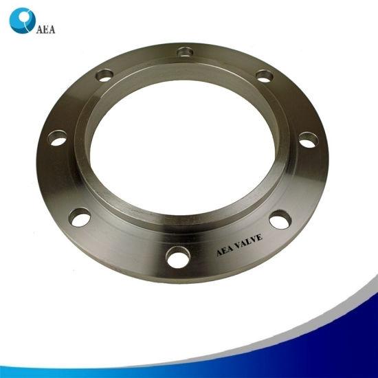 Awwa C207 Class D Carbon Steel 150-175 Psi Ring Slip on Flange