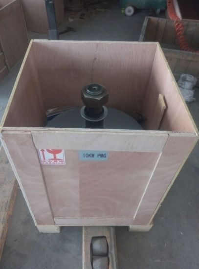 AC Low Rpm 10kw Pmg Permanent Magnet Generator Alternator Price pictures & photos