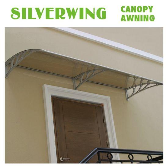 DIY Plastic Roof Door Canopy with Winter Awning Parts (YY-B) & China DIY Plastic Roof Door Canopy with Winter Awning Parts (YY-B ...