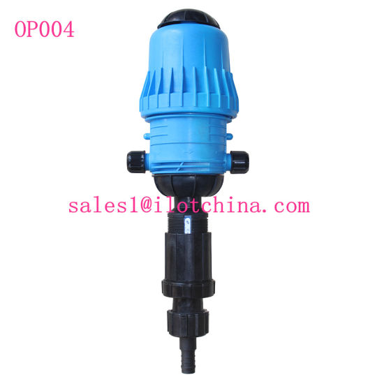 Water-driven Chemical Fertilizer Injector Water Proportional Dosing Pump