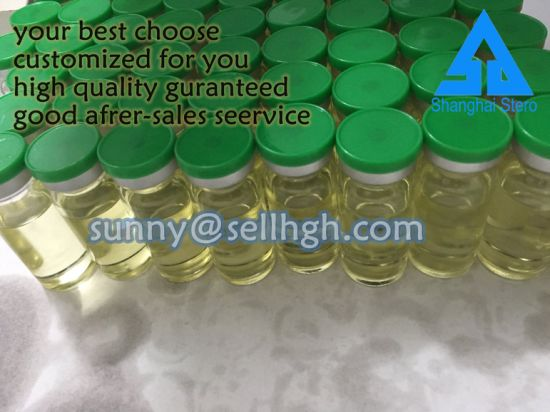 Bodybuilding Fitness Injection Oil/Vials EQ/Equipoise 300mg