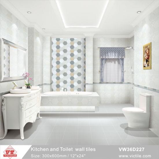 China Foshan Decoration Ceramic Kitchen Bathroom Wall Tiles ...