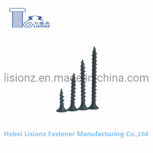 High Quality Carbon Steel Dryscrew for Furniture Grade 4.8/8.8