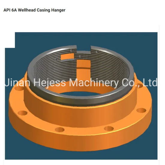 Cross Head Casing Head Housing Bi-Metal Liner