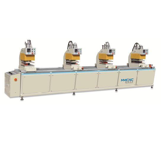 Four-Head Welding Machine PVC Window