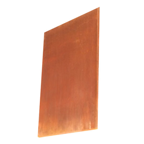 Building Material A588 A242 A606 Alloy Mild Steel Plate