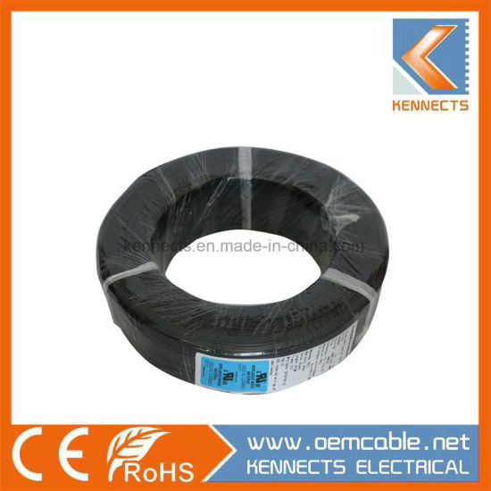 America Standard Flexible UL1007 22AWG Electronic Wire PVC Cable pictures & photos