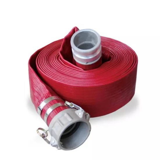 PVC Canvas Agriculture Water Discharge Fire Hose