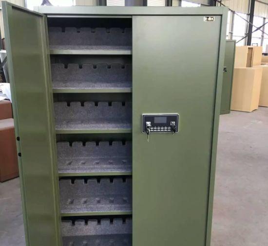 Durable Metal Security Gun Safe Cabinet