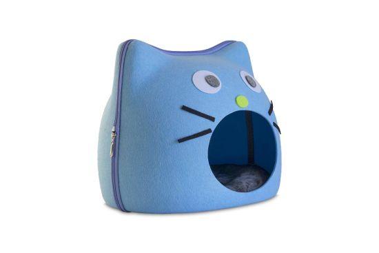 Wholesale Animal House Accessories Pet Bed Cover Felt Pet Nest