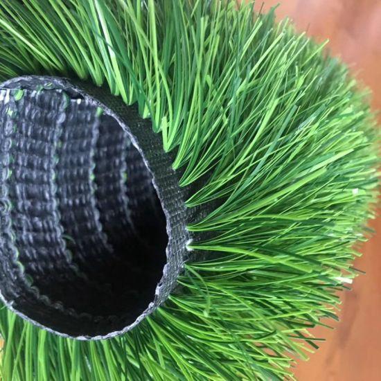 50mm UV-Resistant Football Field Soccer Artificial Grass Mat