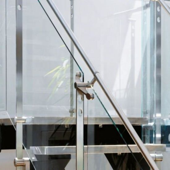 5mm 6mm 8mm 10mm Safety Laminated Glass Balustrade