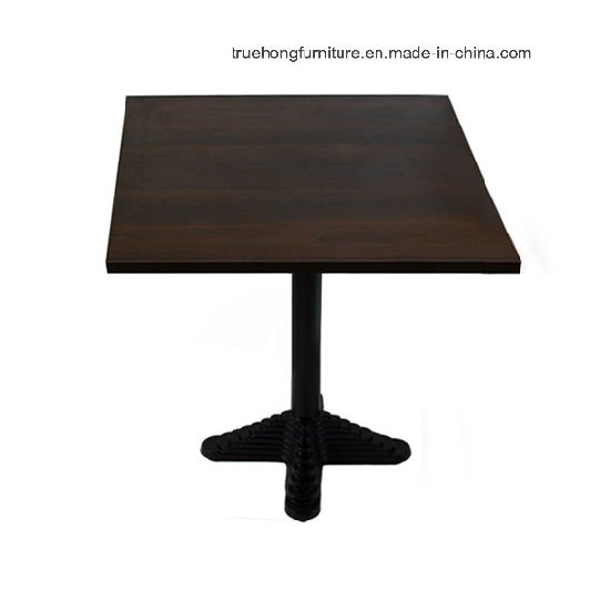Restaurant Cafe Square Dining Table