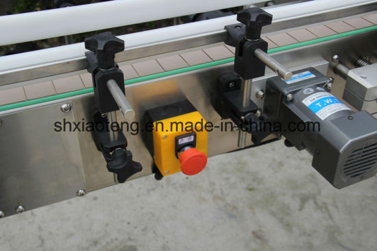 Round Bottle Two Side with Printer Labels Automatic Labeling Machine pictures & photos