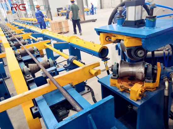 Multi-Rollers Straightening Machine for Sales