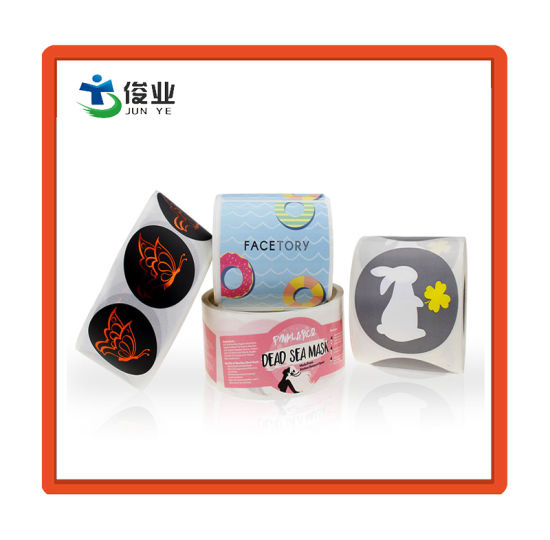 High Quslity Self Adhesive Sticker for Bottle Packaging pictures & photos