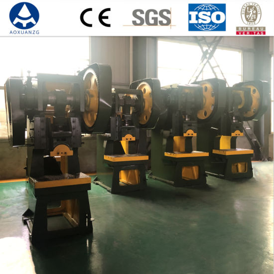 J21 Mechanical Punching Machine, Electric Power Press
